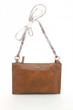 Клатч David Jones 3967 Brown