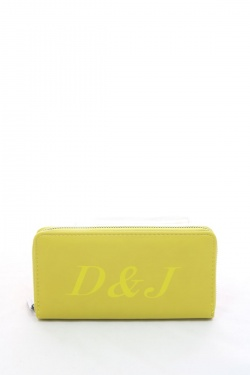 Кошелек David Jones P074-510 Yellow