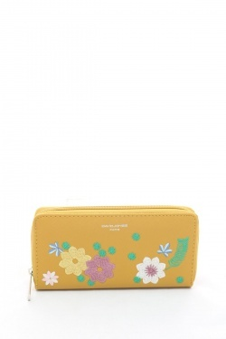 Кошелек David Jones P075-510 Yellow