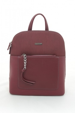 Рюкзак David Jones 6109-2 Bordeaux