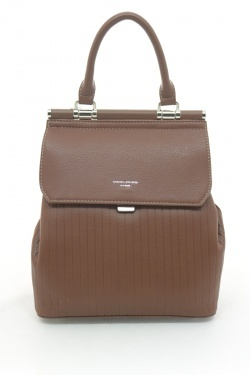 Рюкзак David Jones 6131-2 Brown