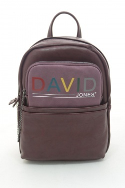 Рюкзак David Jones 5368 Bordeaux