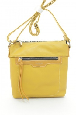 Клатч David Jones 6201-1 Yellow