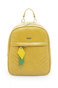 Рюкзак David Jones 6227-3 Yellow