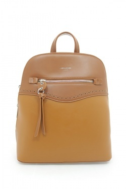 Рюкзак David Jones 6263-2 Cognac