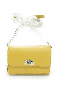 Клатч David Jones 5609 Yellow