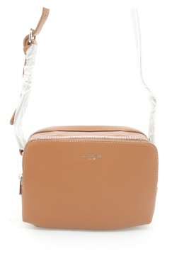 Клатч David Jones 5616 Cognac