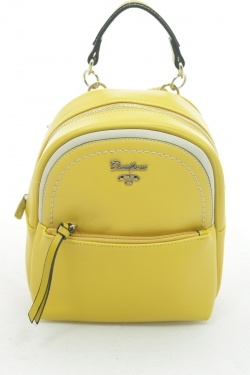 Рюкзак David Jones 6204-3 Yellow