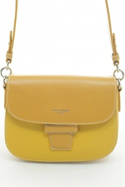 Клатч David Jones 6211-1 Yellow