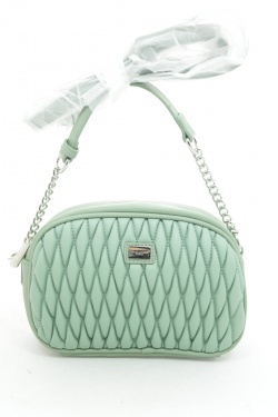 Клатч David Jones 6266-1 Light Green