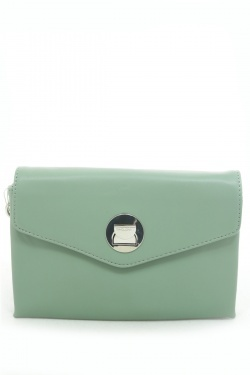 Клатч David Jones 5651 Light Green