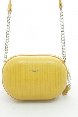 Клатч David Jones 5661 Yellow