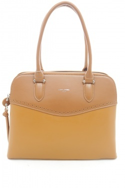Сумка David Jones 6263-3 Cognac