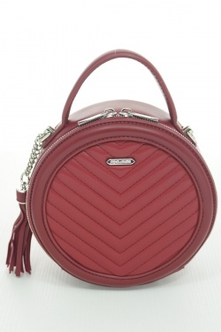 Сумка David Jones 6400-1 Dark Red