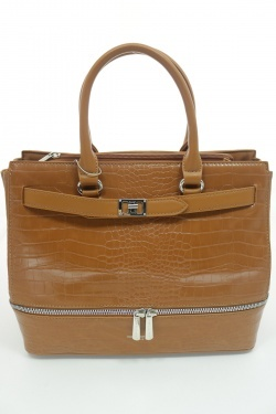 Сумка David Jones 6421-2 Cognac