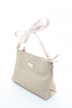 Сумка David Jones 3399 Creamy Grey