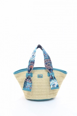 Сумка David Jones 5782-1 Peacock Blue